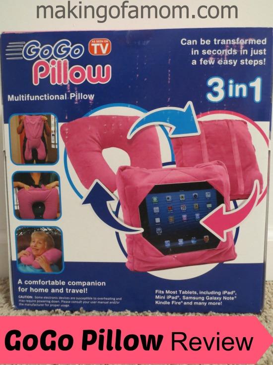 GOGO-Pillow