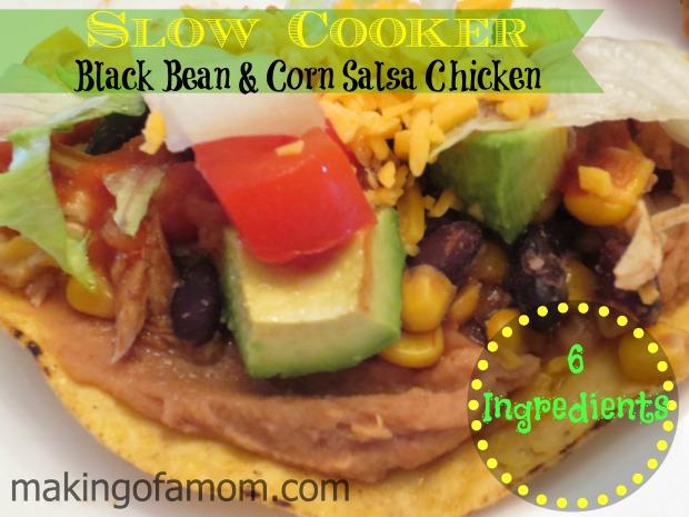 Slowcooker_Blackbean_Cornsalsa_Chicken
