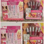 Style Me Up Creative Kits, Cosmetics and Fashion Accessories for the Stylish Girl