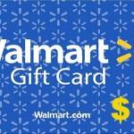 Wednesday Flash Giveaway $15 Walmart Gift Card