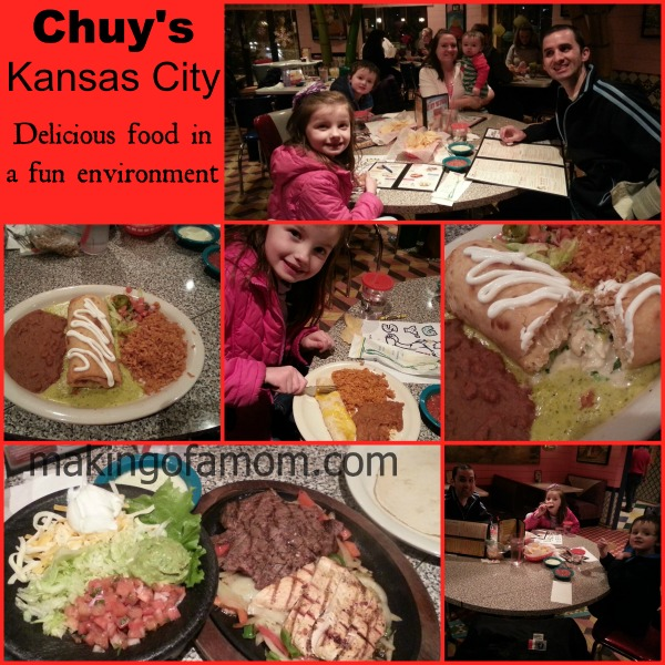 Chuys-Food