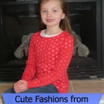 Girls Fashions with DownEast Basics