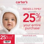 Cute Carter's Clothes and a Coupon #MC #CartersFam Sponsored