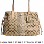 Coach Holiday CLEARANCE Sale