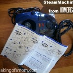 Easy Cleaning with the SteamMachine from HomeRight