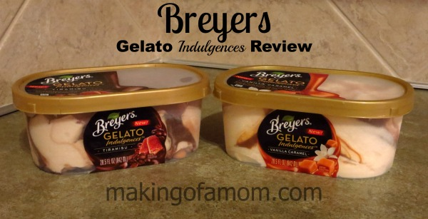 Breyers-Gelato