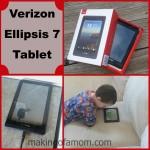 Verizon's Ellipsis 7 Tablet #VzwMidwest