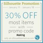 Silhouette America 30% Off SALE