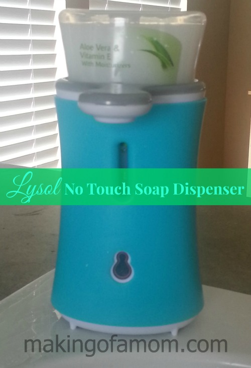Lysol-No-Touch-Soap-Dispenser