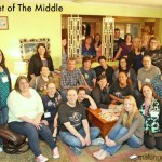 Touring the Set of 'The Middle'