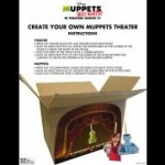 Muppets Most Wanted Activity Sheets