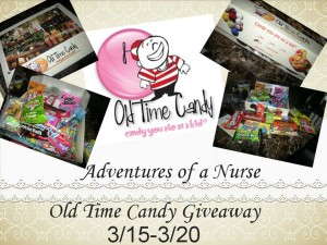 oldtime candy giveaway