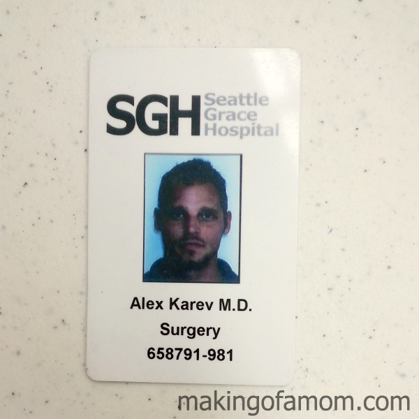 Visiting the Set of Grey\'s Anatomy