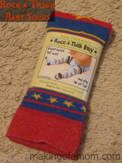 Rock-A-Thigh-Socks