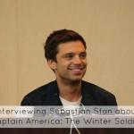 Interviewing Sebastian Stan – The Winter Soldier