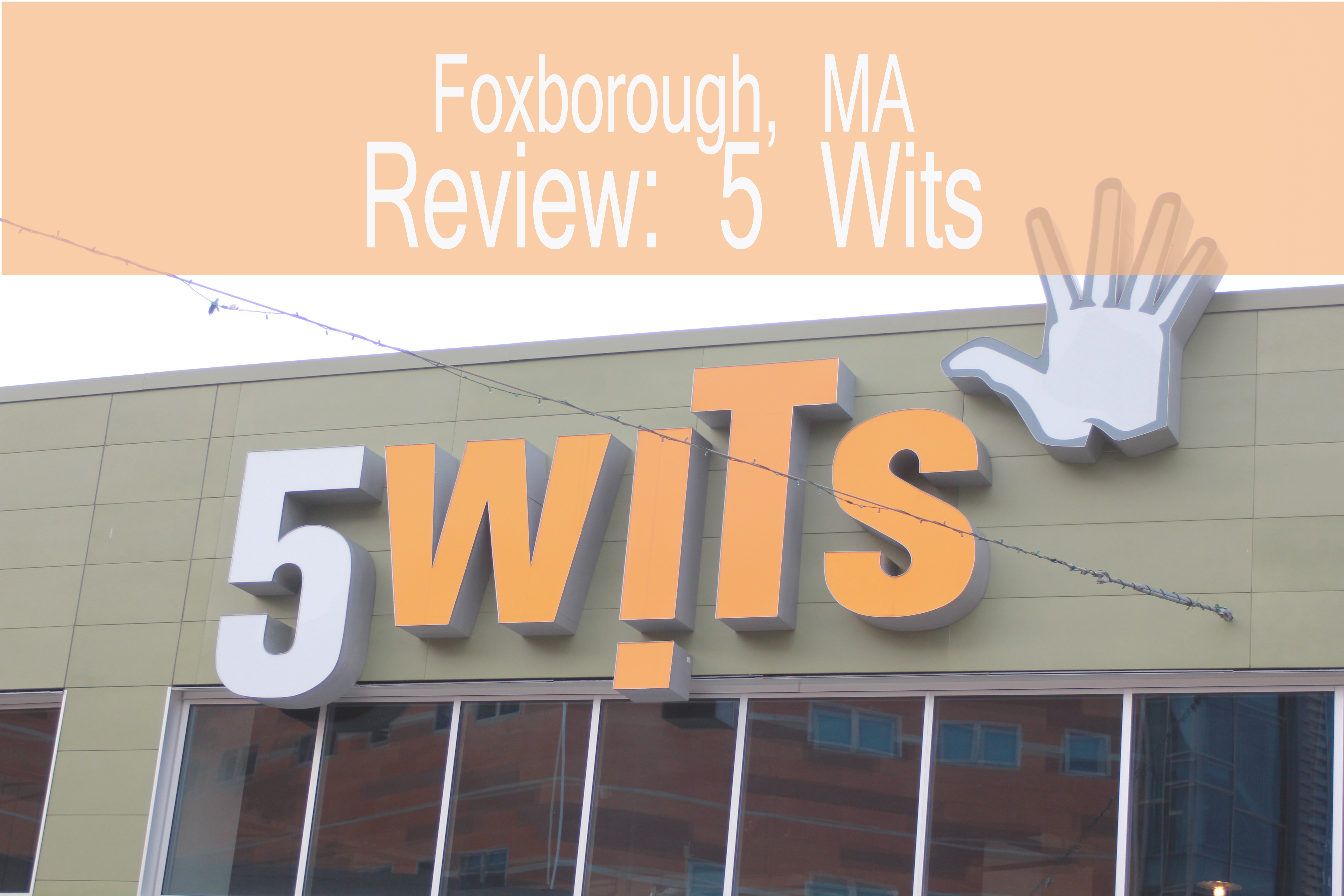 5 Wits – Foxboro, MA Review and Giveaway