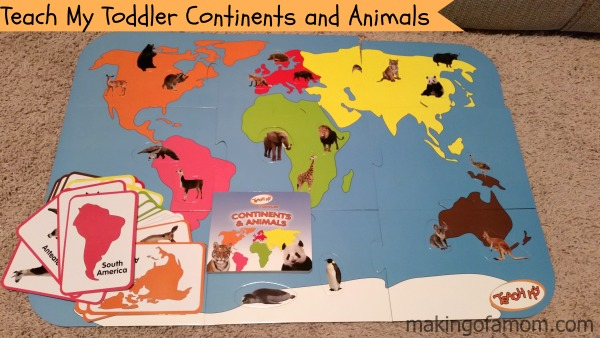 Teach-My-Toddler-Continents-Animals