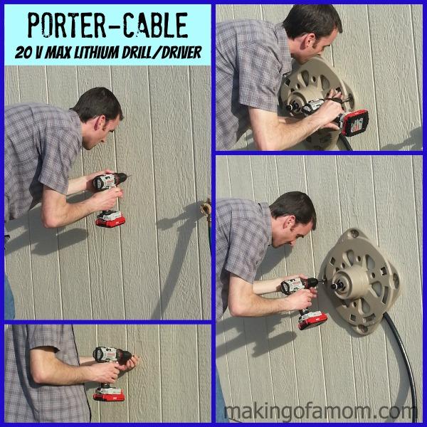 Porter Cable 20V Max Lithium Drill Driver