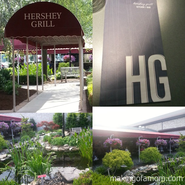 Hershey-Grill