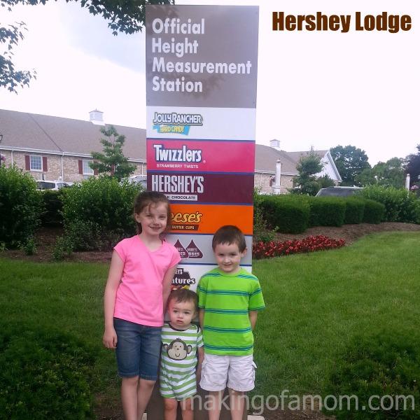Hershey-Lodge-Measuring