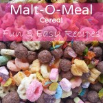 5 Fun and Easy Recipes with Malt-O-Meal Cereal