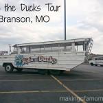 Ride the Ducks in Branson, MO