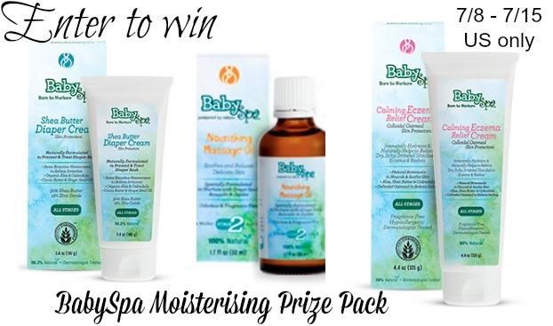 BabySpa-Prize-Pack