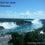 Room with a View – Sheraton on the Falls