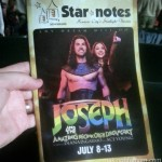 Joseph and the Amazing Technicolor Dreamcoat at Starlight Theatre
