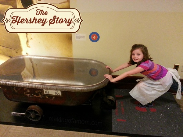 The Hershey Story - the museum on Chocolate Avenue in Hershey PA