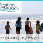 Vacation Myrtle Beach Giveaway