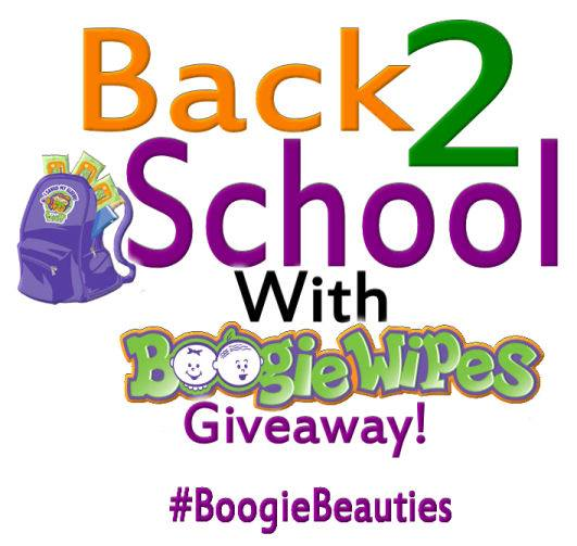 Boogie Wipes Giveaway