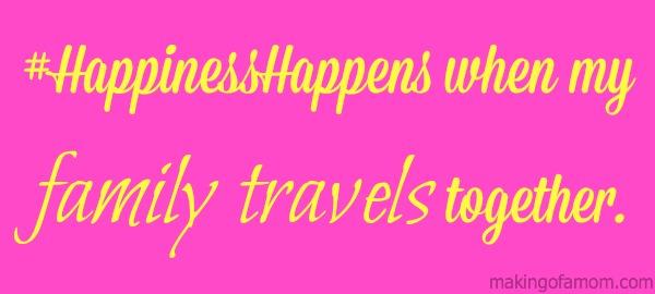 #HappinessHappens