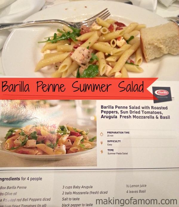 Barilla-Penne-Salad