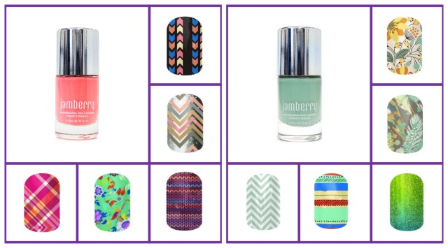 Jamberry-Collage