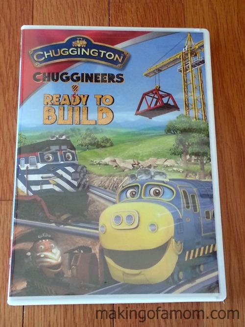 Chugginton-DVD