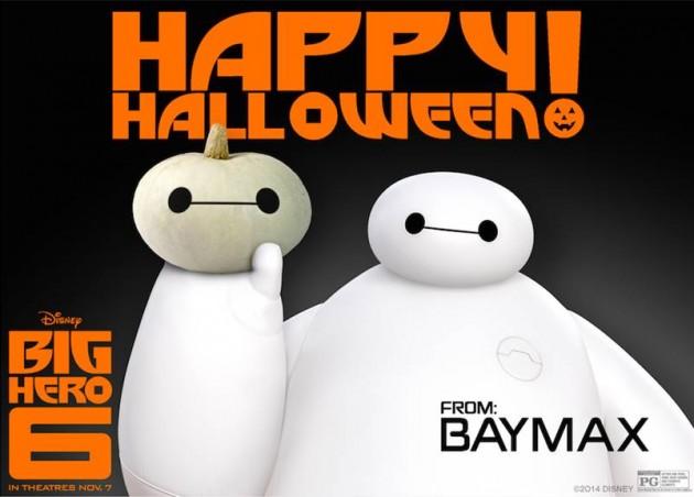 Halloween Baymax