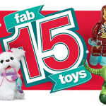 Kmart's Fab 15 Holiday Toy List
