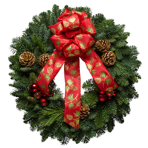 Christmas Wreath Giveaway