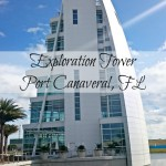 Exploration Tower at Port Canaveral, FL