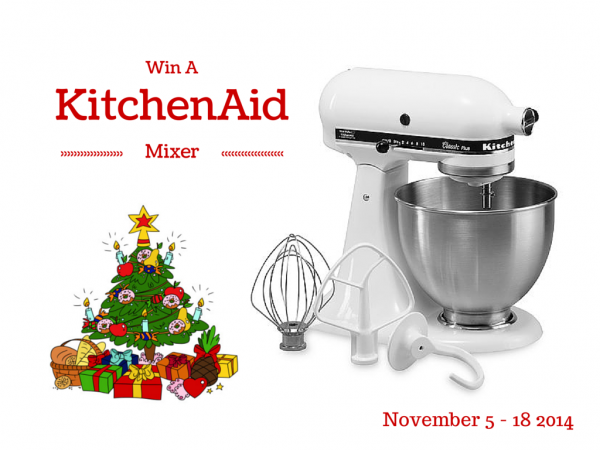 KitchenAid Mixer Image