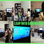 LeapTV Gets Kids Active