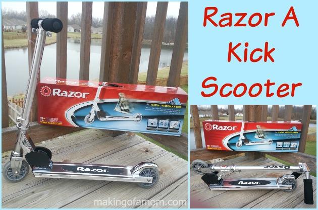 Razor-A-Kick-Scooter-Foldable