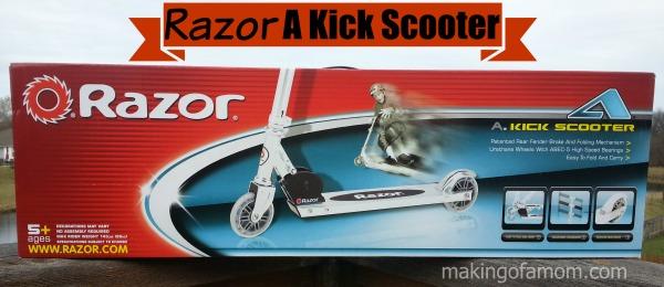 Razor-A-Kick-Scooter