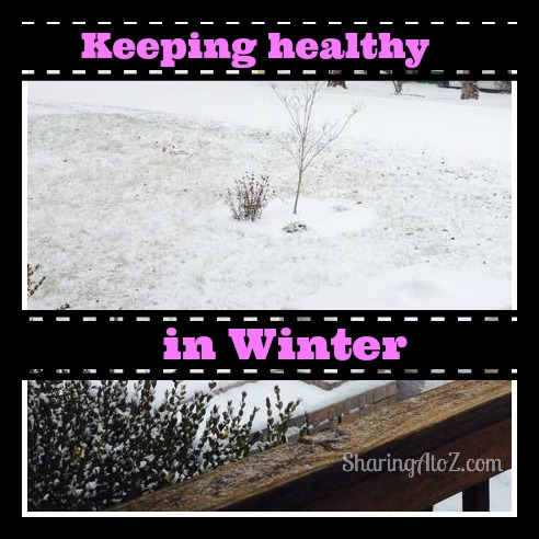 Keeping Healthy in winter