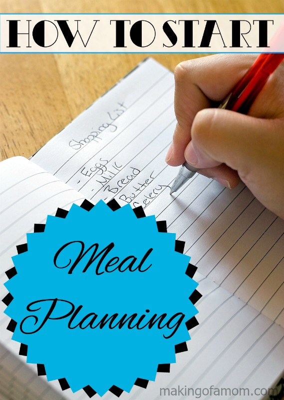 Start-Meal-Planning