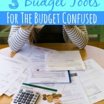 3 Budget Tools for the Budget Confused