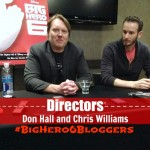 The Men Behind Big Hero 6: Don Hall and Chris Williams