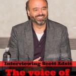The Man Behind Baymax – Speaking with Scott Adsit