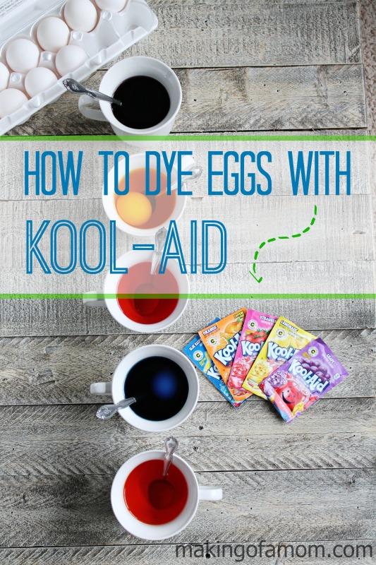 Dye-Eggs-Kool-Aid